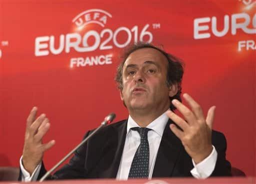 UEFA pide prohibición de compra de derechos de futbolistas