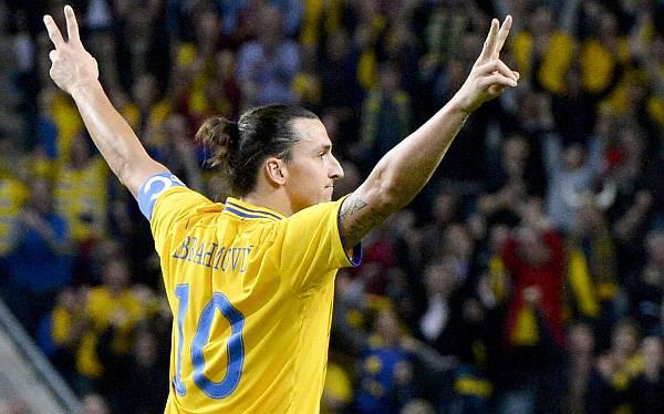 Adidas arrebata a Nike la camiseta de la Suecia de Ibrahimovic