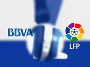 Al BBVA no le salen las cuentas de su patrocino de la Liga de futbol