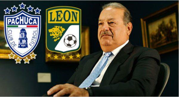 Cuestionan el entramado societario de Carlos Slim y sus clubs de fútbol