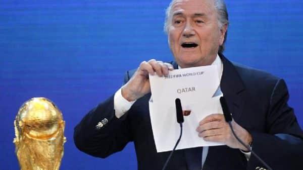 Qatar puede perder su Mundial 2022