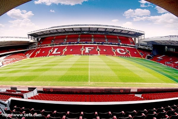 Anfield Road UEFA