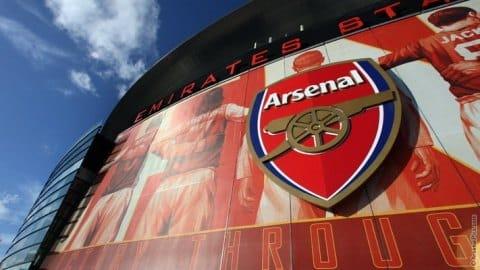 El Arsenal gana 17,8 millones £ antes de impuestos en 2012