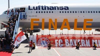 El Bayern Munich suma un nuevo sponsor premium