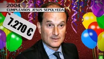 La factura del confeti de Ana Mato era para la fiesta de ascenso del Getafe CF