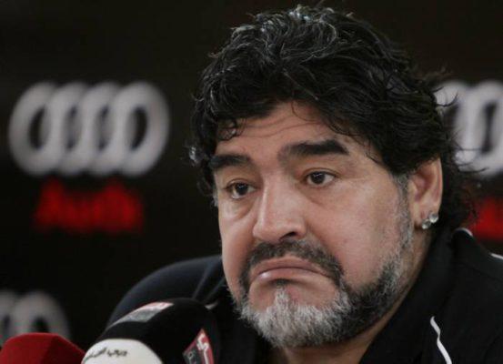 La Hacienda italiana confirma la deuda de 40 millones € a Maradona