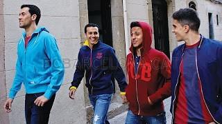 FC Barcelona lanza nueva linea casual de Nike