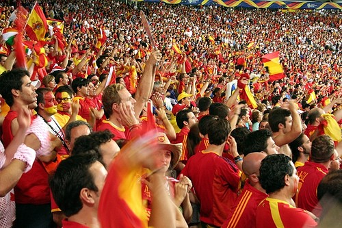 Los 13 equipos de fútbol europeo con más fans