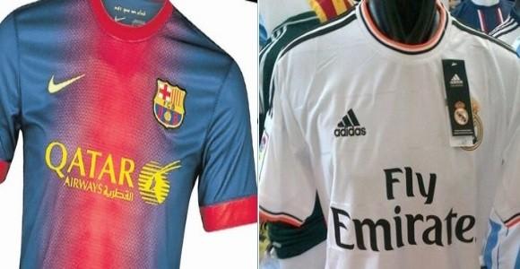Los petrodólares se apoderan de los grandes equipos de Europa, Madrid y Barça incluidos
