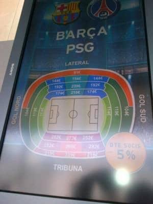 Los desorbitados precios del FC Barcelona - PSG