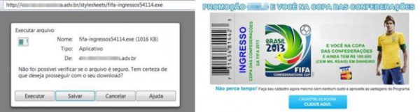 Phishing Mundial de Futbol 2014 02