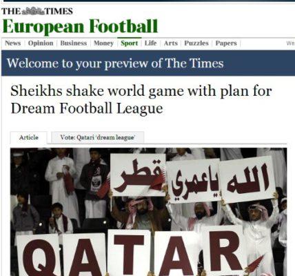 Qatar prepara un nuevo campeonato mundial de verano revolucionario