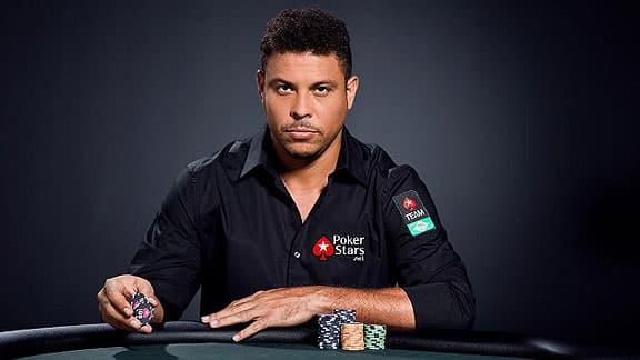 Ronaldo, el gordito, jugará al poker con Nadal