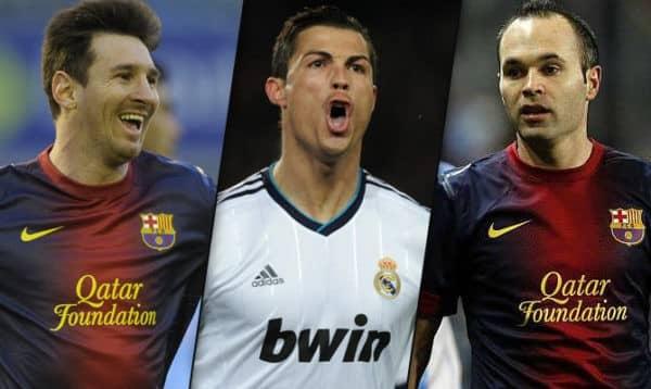 Los 25 jugadores más valiosos 2013
