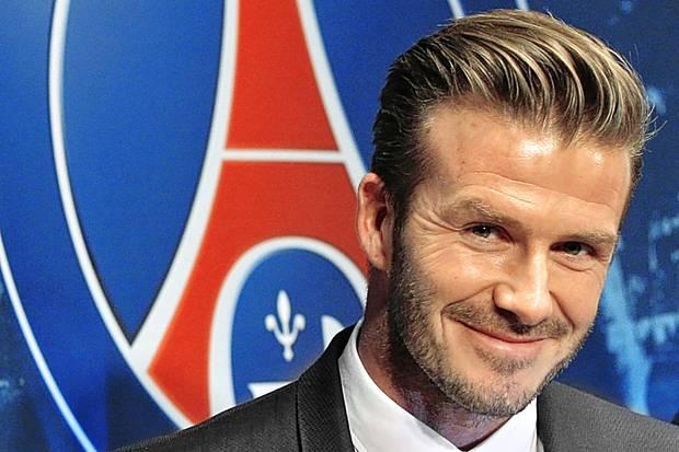 Se retira Beckham, mucho más que un simple futbolista