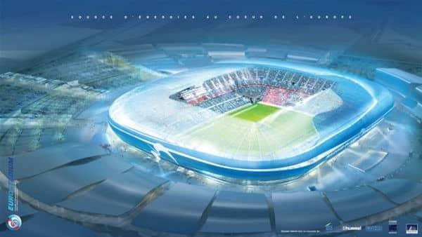 La UEFA ganará 500 millones de euros con la Euro 2016