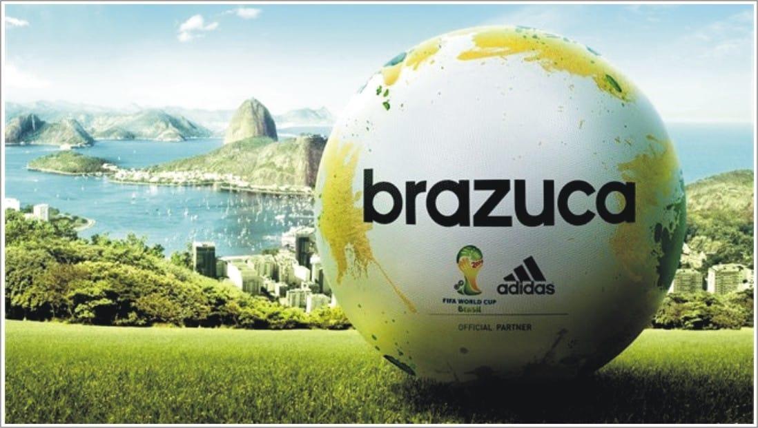 Brasil 2014, el trampolín de Adidas
