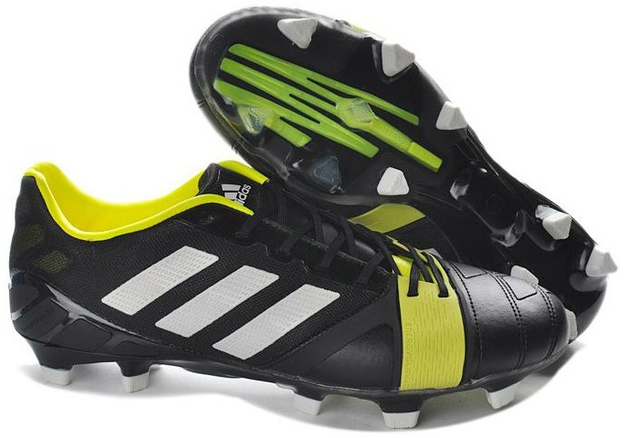 Adidas Nitrocharge Black Chrome Electricity 2013 02