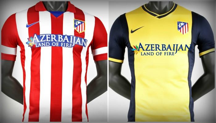 El Atlético de Madrid bate récord de ventas de camisetas