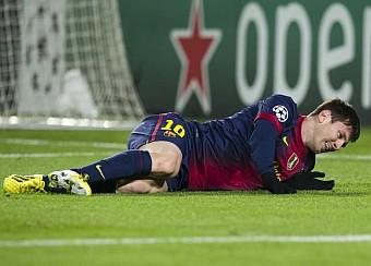 Silencio en la investigación a Messi para no alterar la Liga