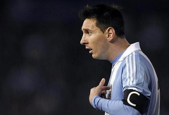 Messi, acusado de fraude fiscal