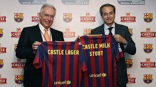 El Barça firma un contrato de patrocinio histórico