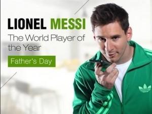 Messi-pub