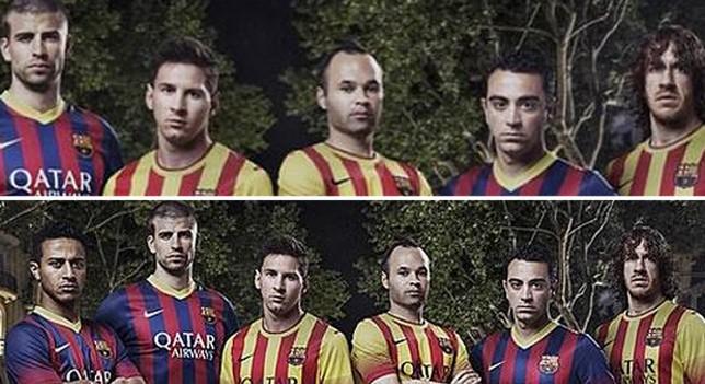 Paralelismos entre Bale y Thiago en Redes Sociales
