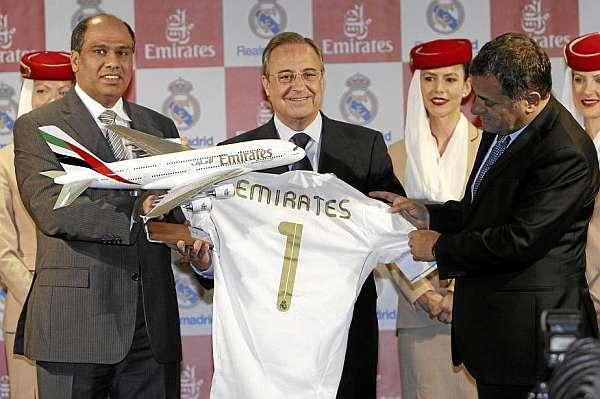 FC Barcelona y Real Madrid son 'infieles' a sus patrocinadores