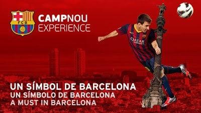 La nueva forma de adentrarse en las entrañas del FC Barcelona