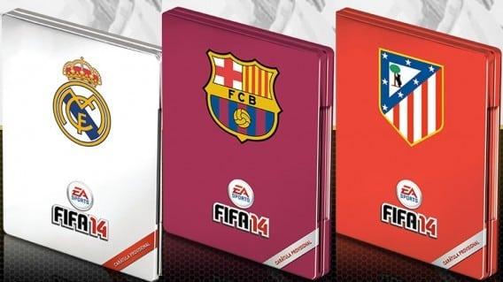 FIFA 2014: el negocio de las ediciones especiales