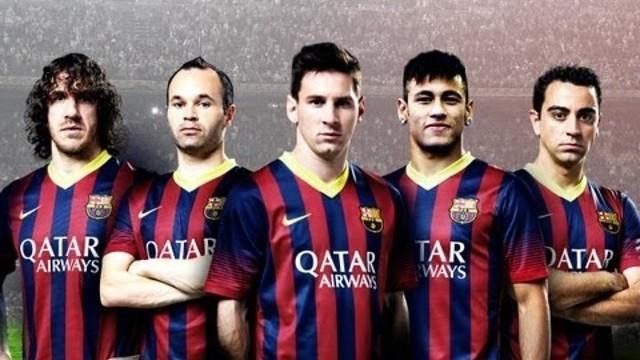 Qatar Airways se hace dueña del Camp Nou