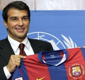 Laporta vuelve al Barça