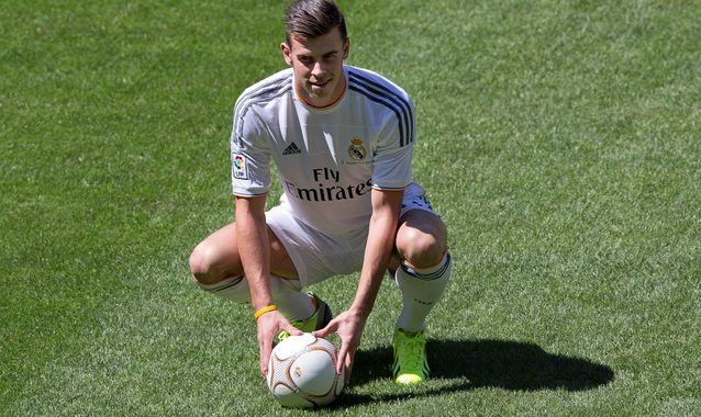 Gareth Bale, una mina de 40.000 camisetas y algo más