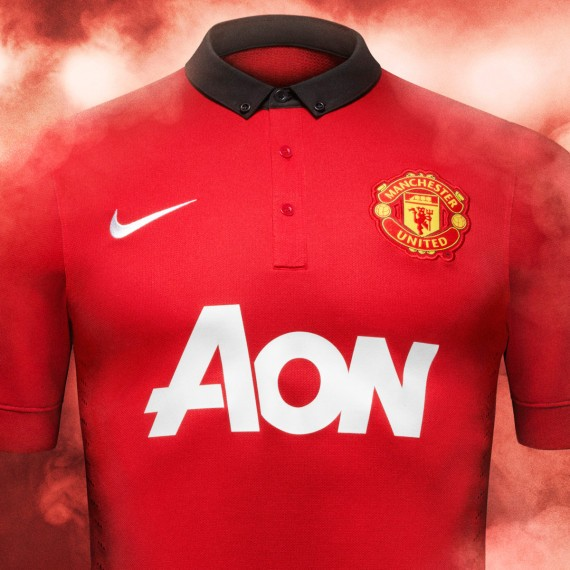 La camiseta del Manchester United busca dueño