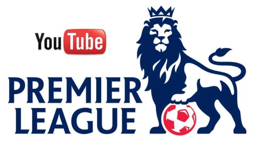 Ranking de la Premier League en YouTube