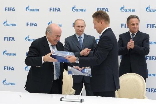 El multimillonario nuevo socio de la FIFA