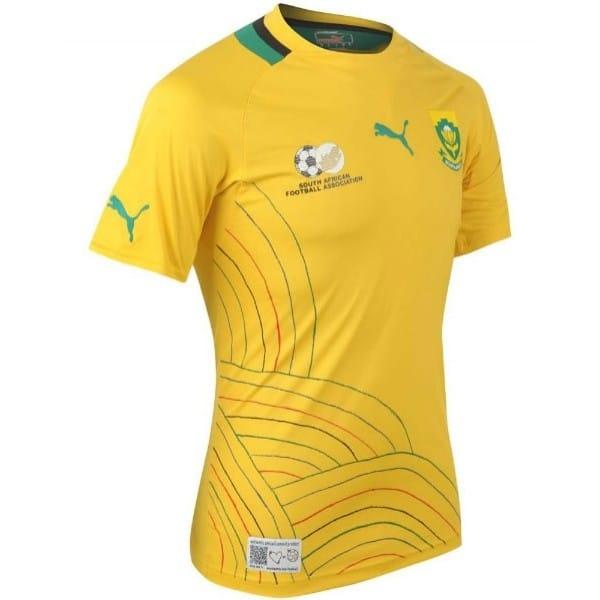 Camiseta Sudáfrica PUMA