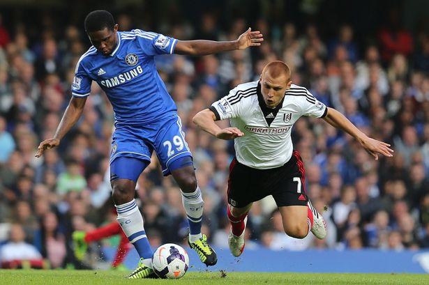 Chelsea v Fulham Barclays Premier League 2291546