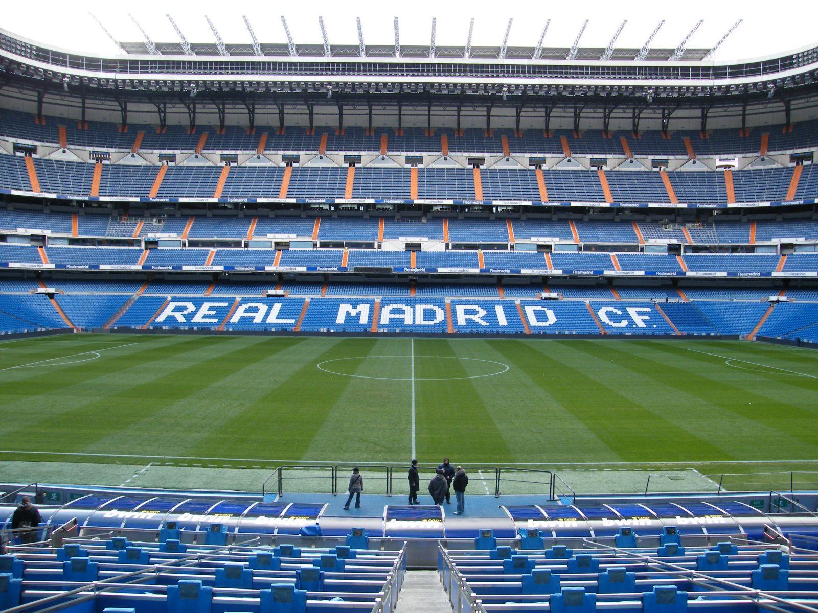 Microsoft no es la única empresa que quiere poner su nombre al Bernabéu