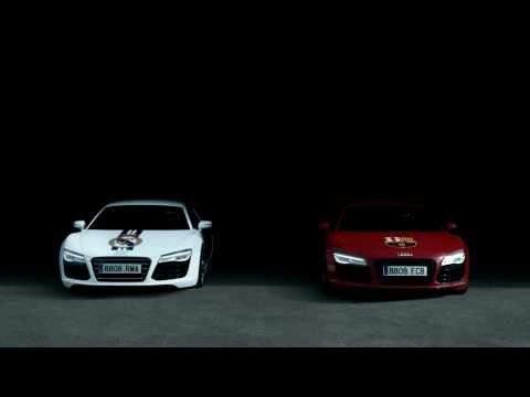 Audi, a por el Clásico a todo gas