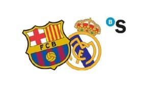 Barcelona y Real Madrid están patrocinados por grandes bancos