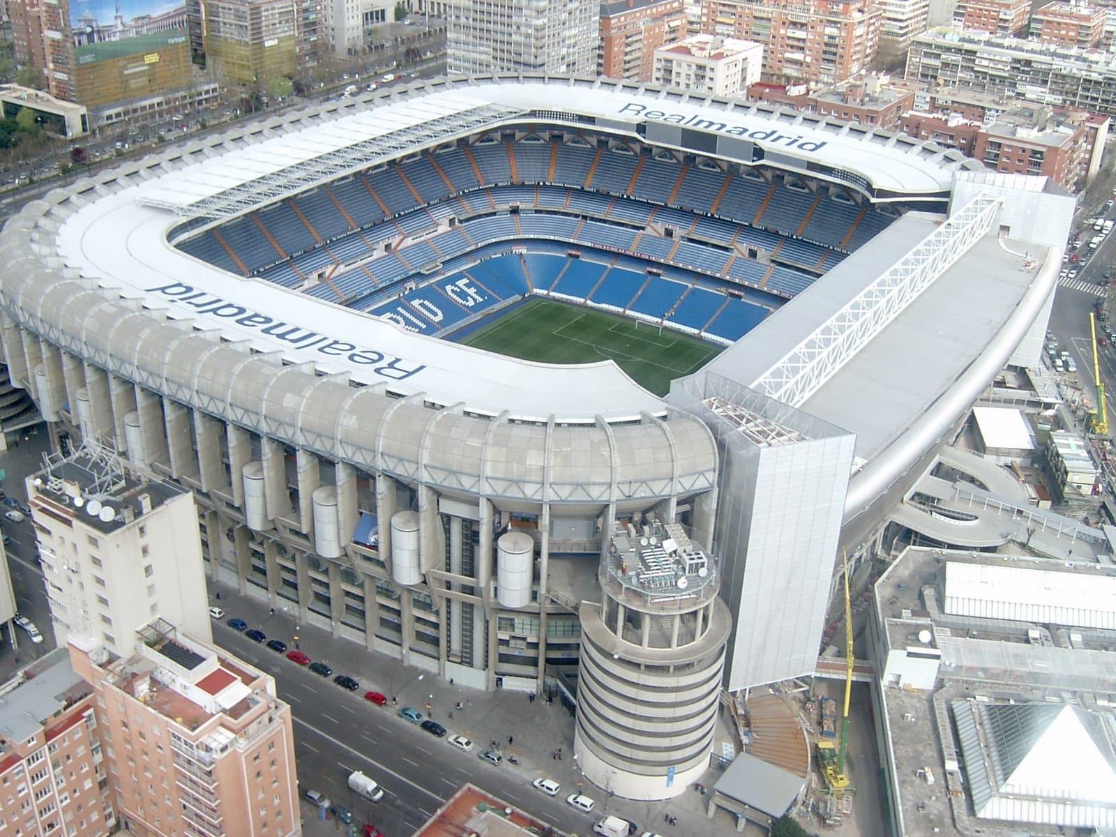 Bill Gates quiere cambiar el nombre del Santiago Bernabéu