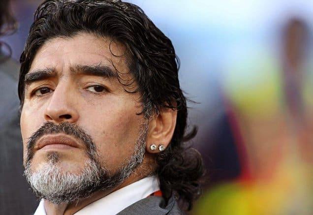 La escandalosa deuda de Maradona con el Fisco italiano