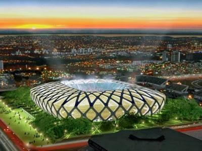 El oscuro futuro de uno de los estadios del Mundial Brasil 2014