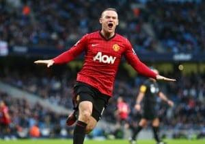 wayne rooney gol manchester united 2013