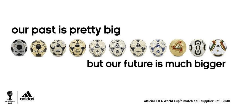 La FIFA y Adidas prolongan su alianza hasta 2030