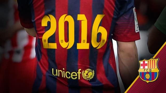 El FC Barcelona y Unicef renuevan su vinculación hasta 2016