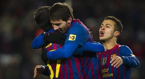 FC Barcelona: análisis de la estructura de ingresos 2013