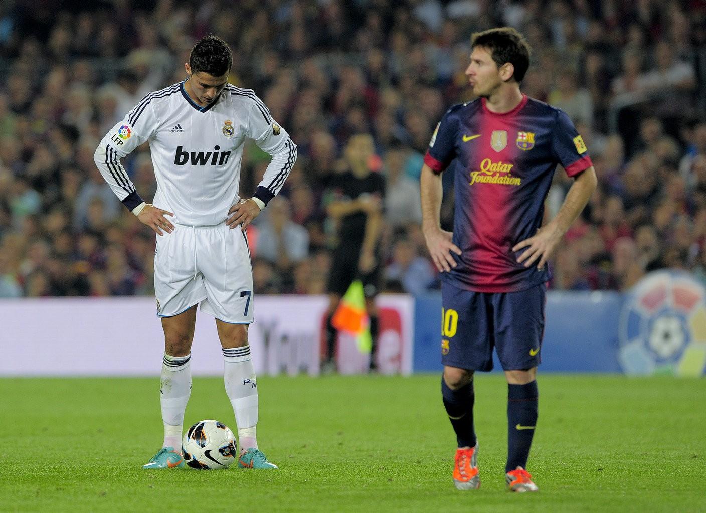 Valoración económica actual de Cristiano Ronaldo Vs Leo Messi